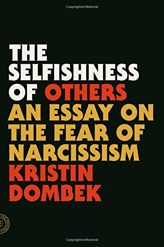 Benign narcissism