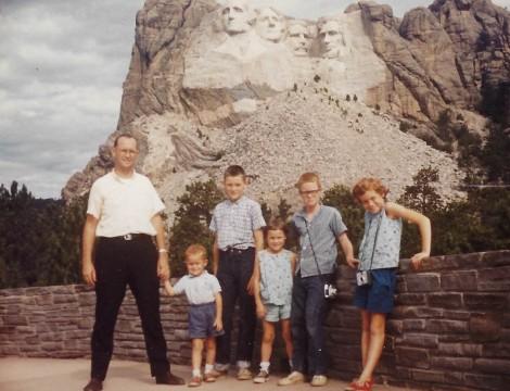 Masons at Mt Rushmore